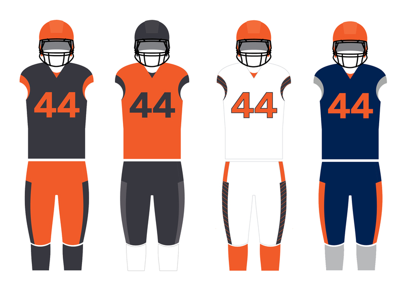 info for 91909 7493b From the Design Desk: Syracuse football's gray uniforms ...